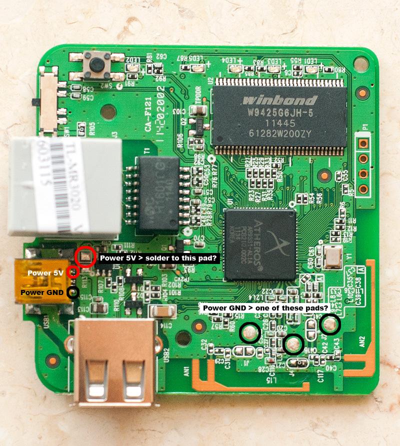 soldering power